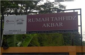 Rumah Tahfidz Akbar