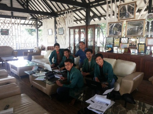 Praktek Umum Mahasiswa THP Unila 2