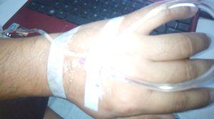 di rumah sakit