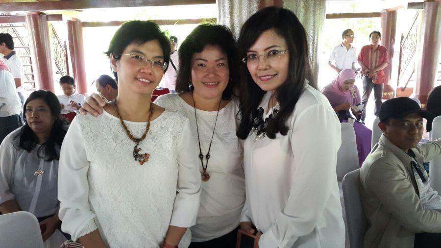 Mona mensana, Lily, Ika