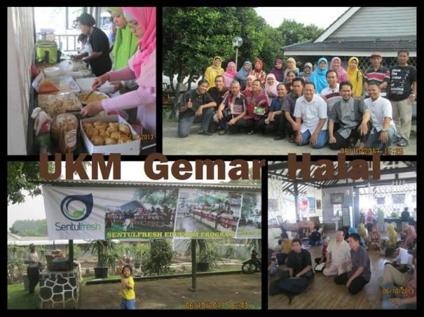 komunitas ukm gemar halal